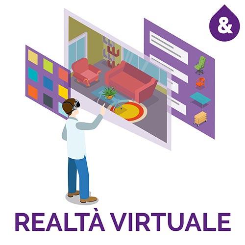 realta virtuale web