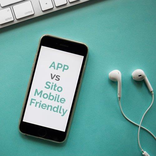 App vs sito mobile friendly quale scegliere up up for Sito mobili
